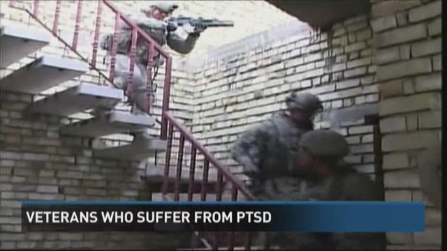 New Bill Could Help Veterans with PTSD